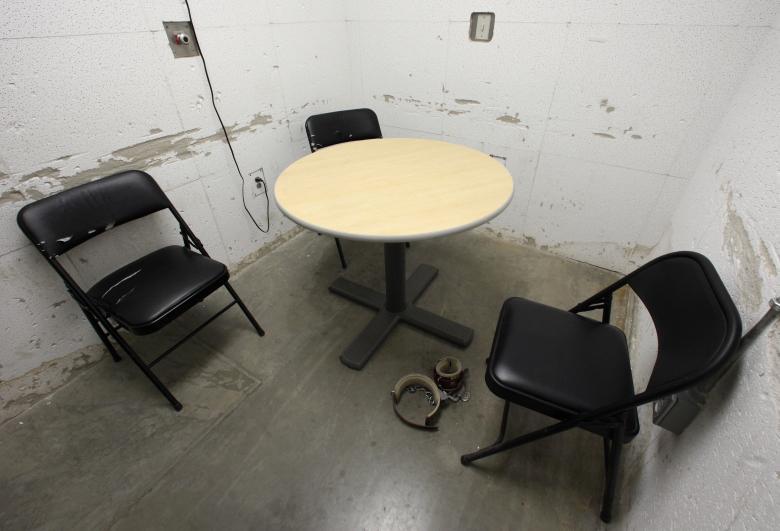 Guantanamo tutuklularının yaşamı 25