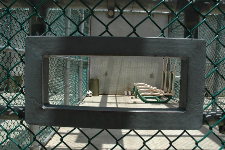 Guantanamo tutuklularının yaşamı 28