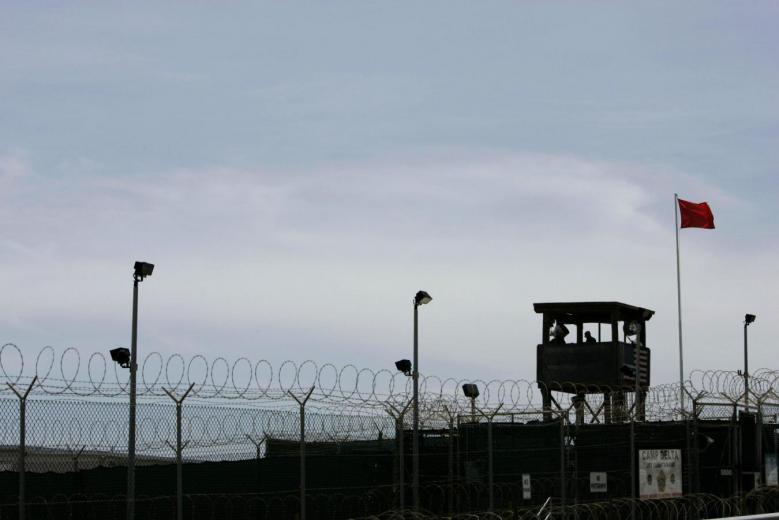 Guantanamo tutuklularının yaşamı 32