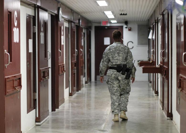 Guantanamo tutuklularının yaşamı 33