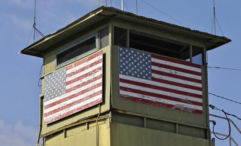 Guantanamo tutuklularının yaşamı 35