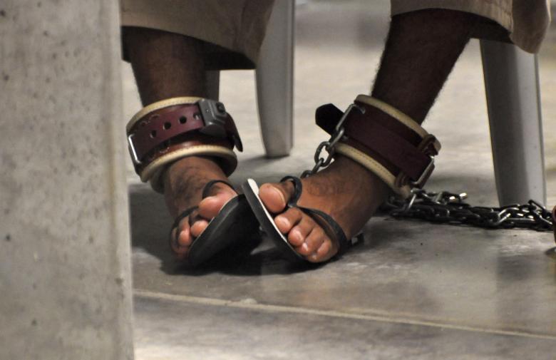 Guantanamo tutuklularının yaşamı 8