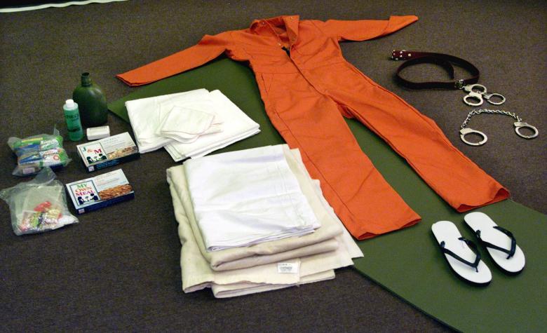 Guantanamo tutuklularının yaşamı 9