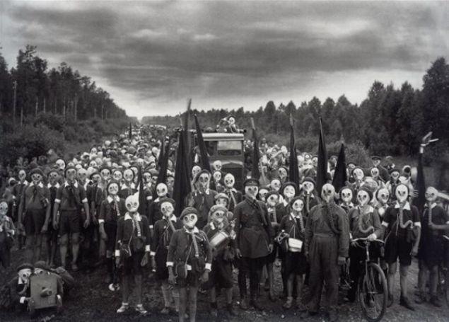Az bilinen çarpıcı tarihi fotoğraflar 25
