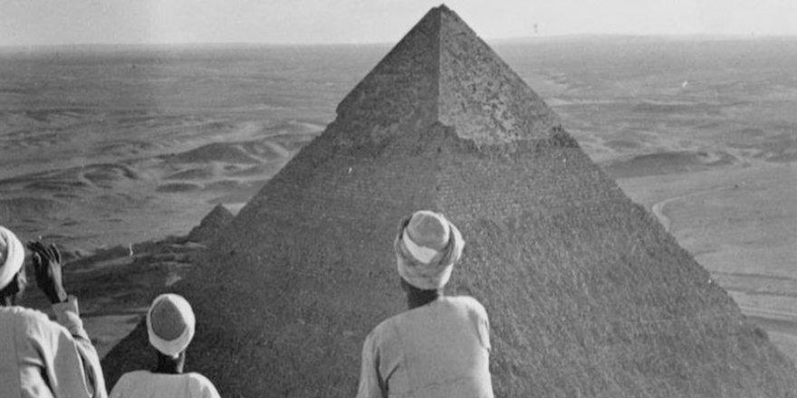 Az bilinen çarpıcı tarihi fotoğraflar