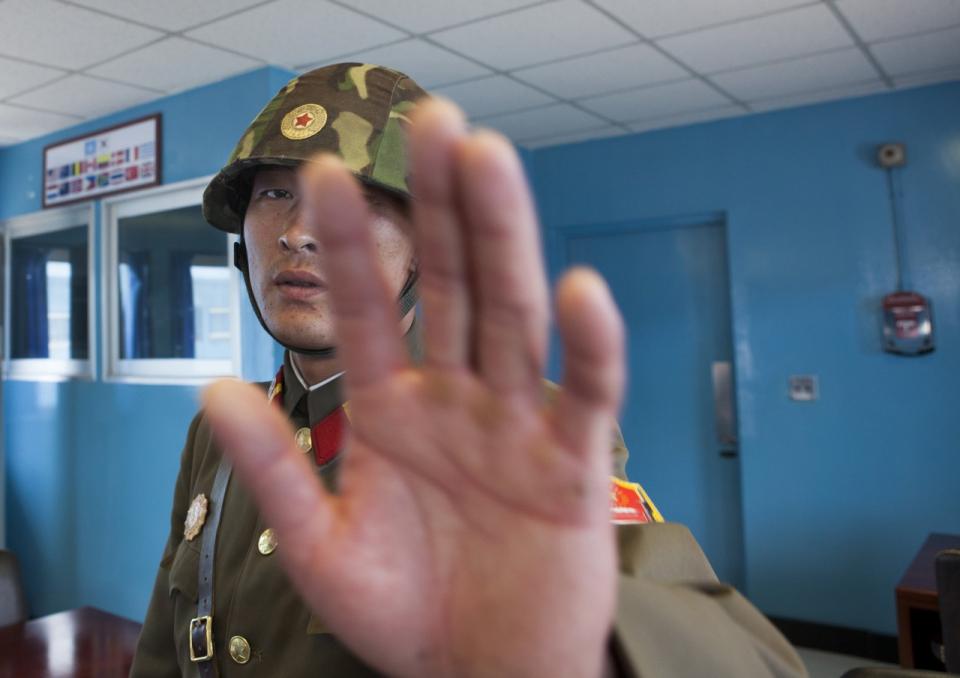 Kuzey Kore'nin yasak fotoğrafları 1