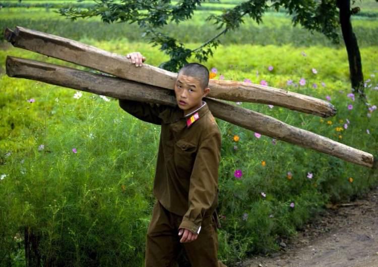 Kuzey Kore'nin yasak fotoğrafları 11