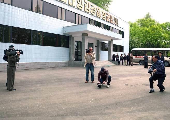 Kuzey Kore'nin yasak fotoğrafları 13