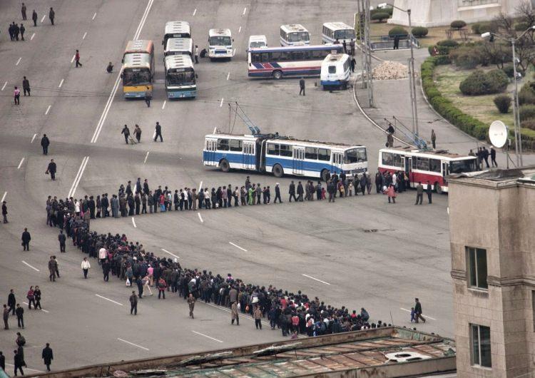 Kuzey Kore'nin yasak fotoğrafları 17