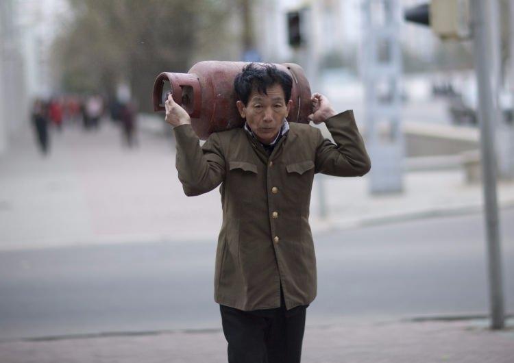 Kuzey Kore'nin yasak fotoğrafları 18
