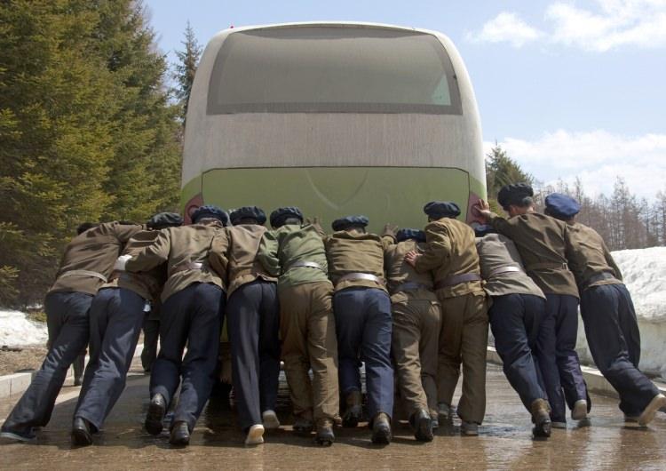 Kuzey Kore'nin yasak fotoğrafları 2