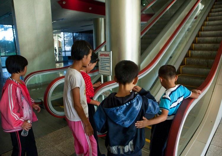 Kuzey Kore'nin yasak fotoğrafları 22