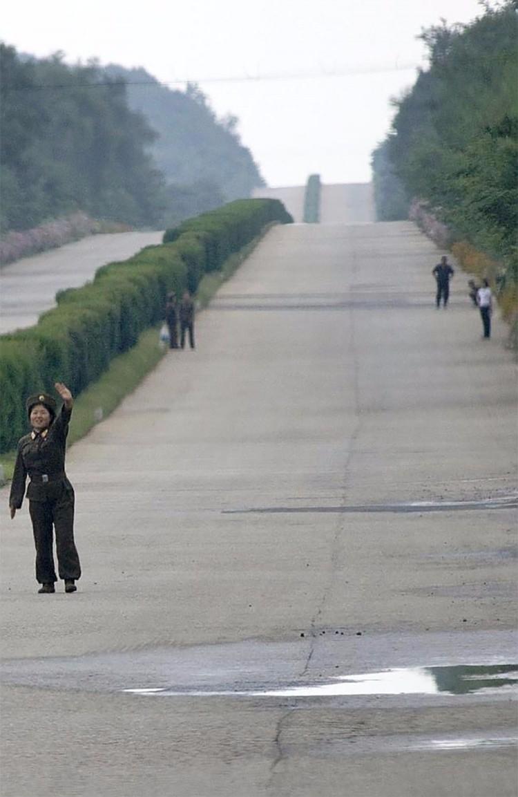 Kuzey Kore'nin yasak fotoğrafları 23