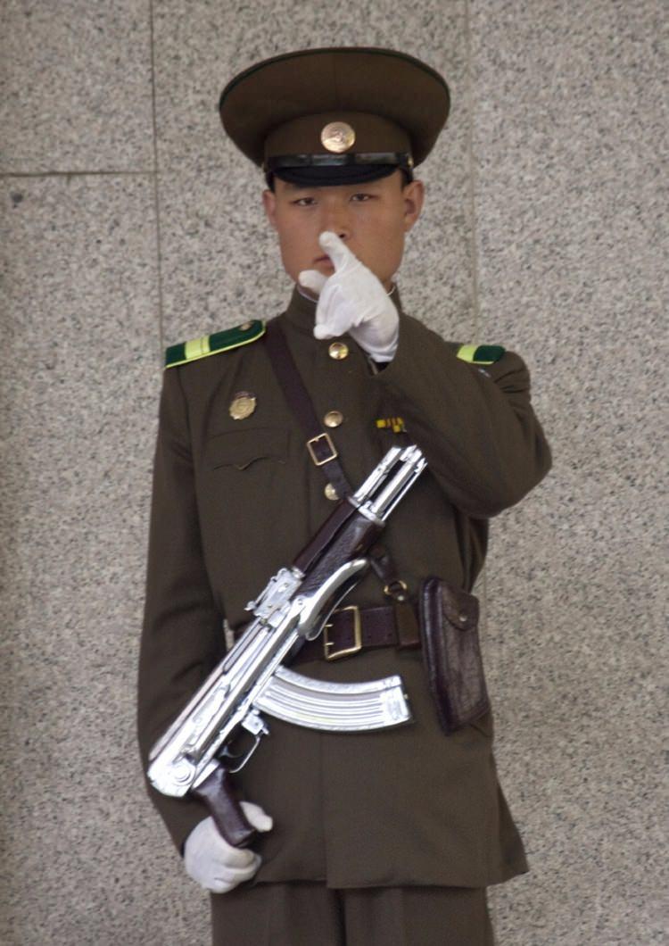 Kuzey Kore'nin yasak fotoğrafları 25