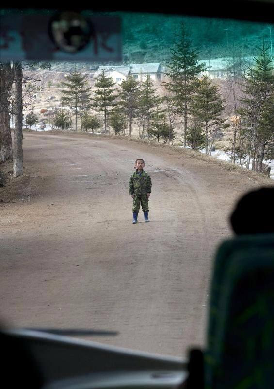 Kuzey Kore'nin yasak fotoğrafları 27