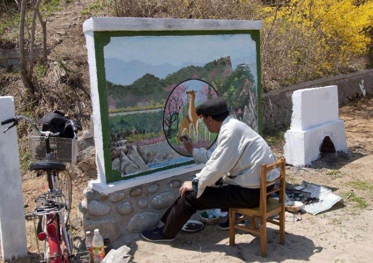 Kuzey Kore'nin yasak fotoğrafları 28