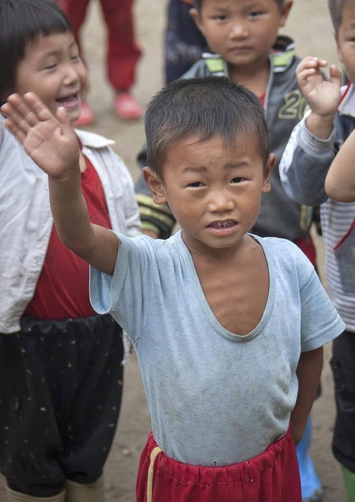 Kuzey Kore'nin yasak fotoğrafları 30