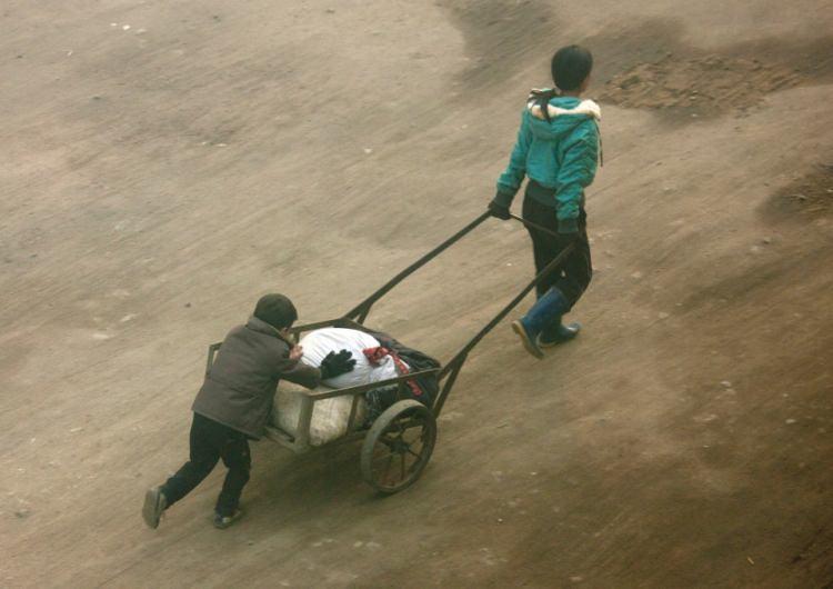 Kuzey Kore'nin yasak fotoğrafları 6