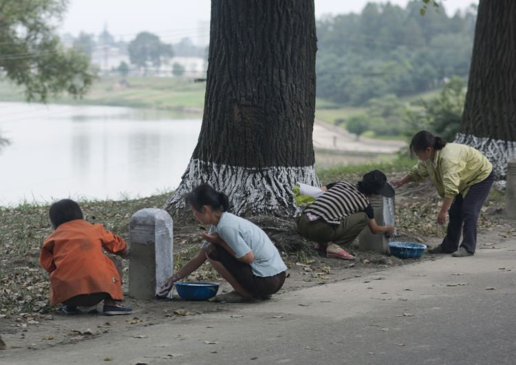 Kuzey Kore'nin yasak fotoğrafları 7