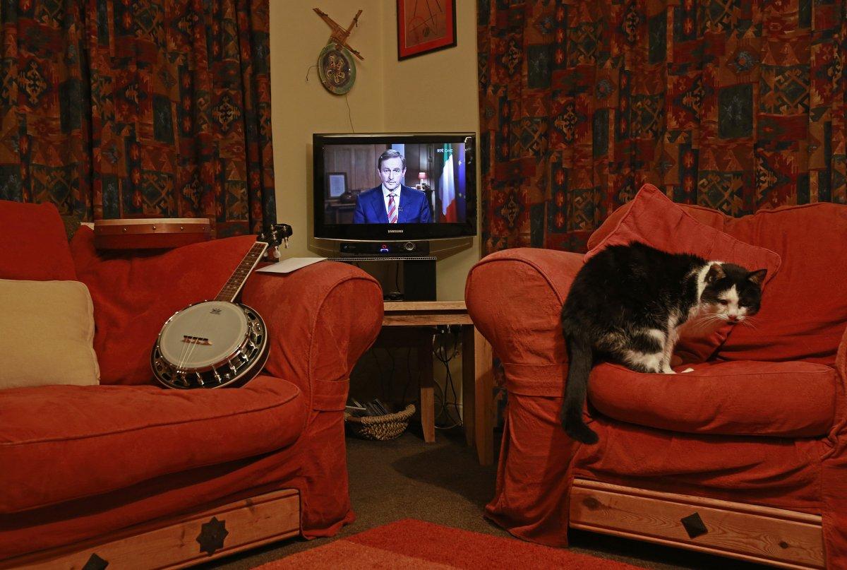 Televizyon İzleme Alışkanlığı 1