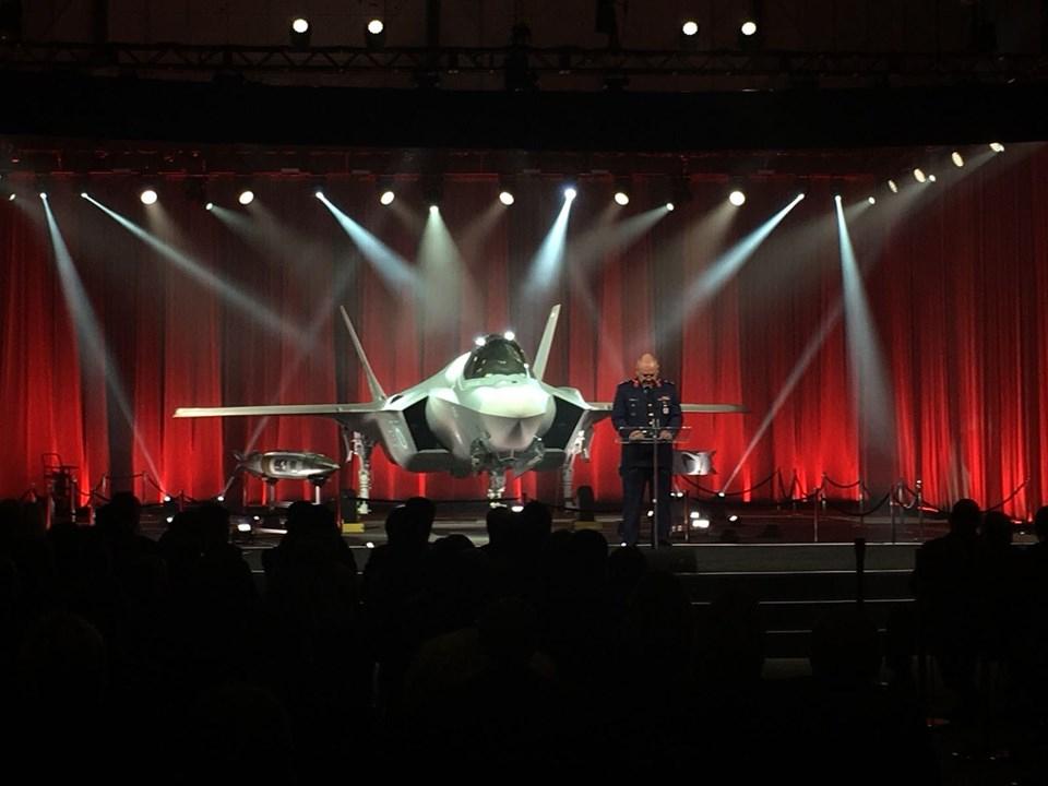 Türkiye'nin teslim alacağı F-35'lerin taşıdığı özellikler 1