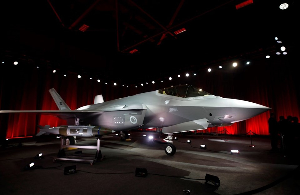 Türkiye'nin teslim alacağı F-35'lerin taşıdığı özellikler 10