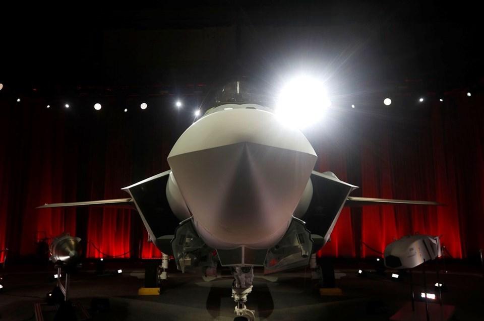 Türkiye'nin teslim alacağı F-35'lerin taşıdığı özellikler 15