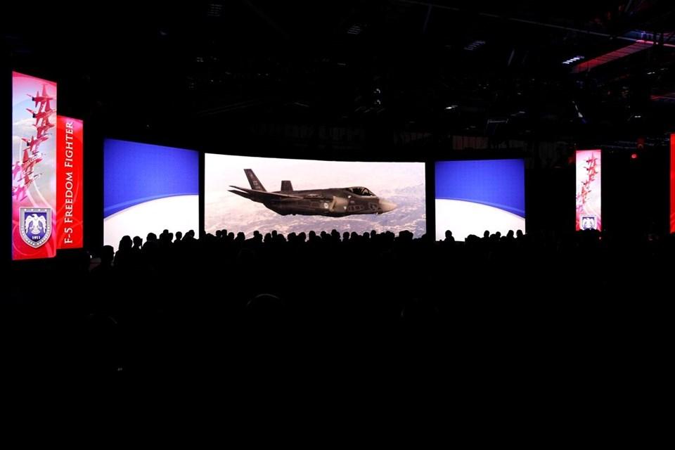 Türkiye'nin teslim alacağı F-35'lerin taşıdığı özellikler 16