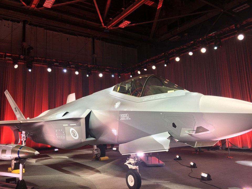 Türkiye'nin teslim alacağı F-35'lerin taşıdığı özellikler 6