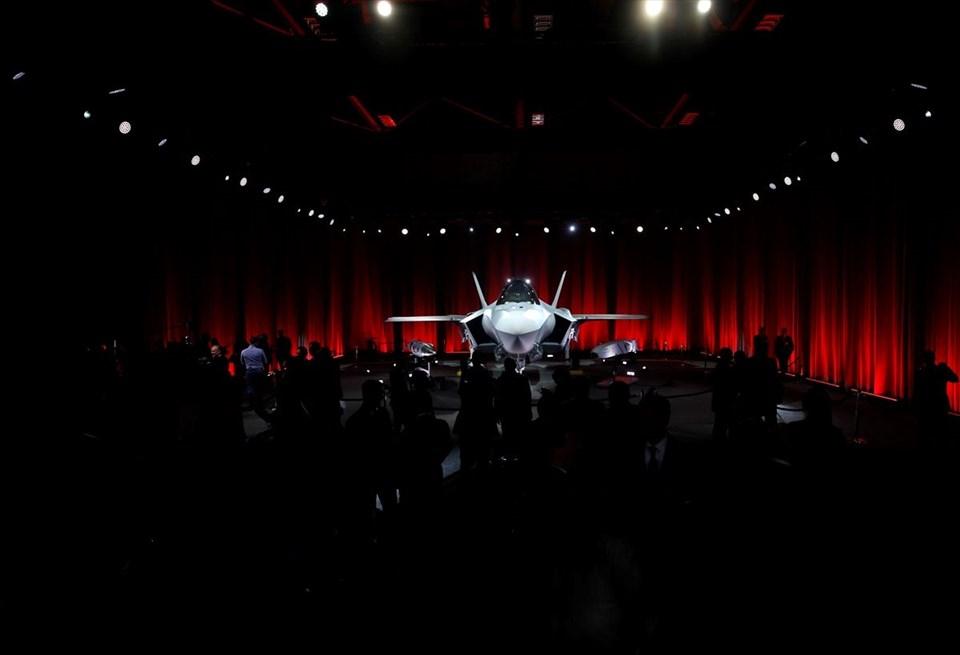 Türkiye'nin teslim alacağı F-35'lerin taşıdığı özellikler 7