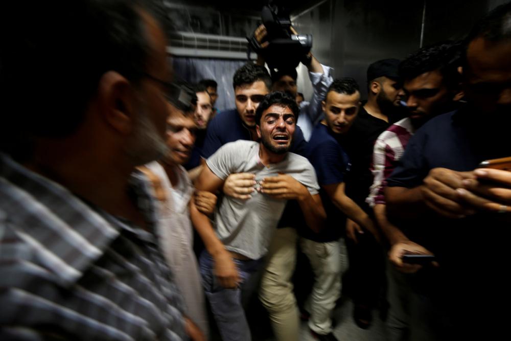 2014'ten bu yana Gazze'ye düzenlenmiş en büyük İsrail saldırıs 2