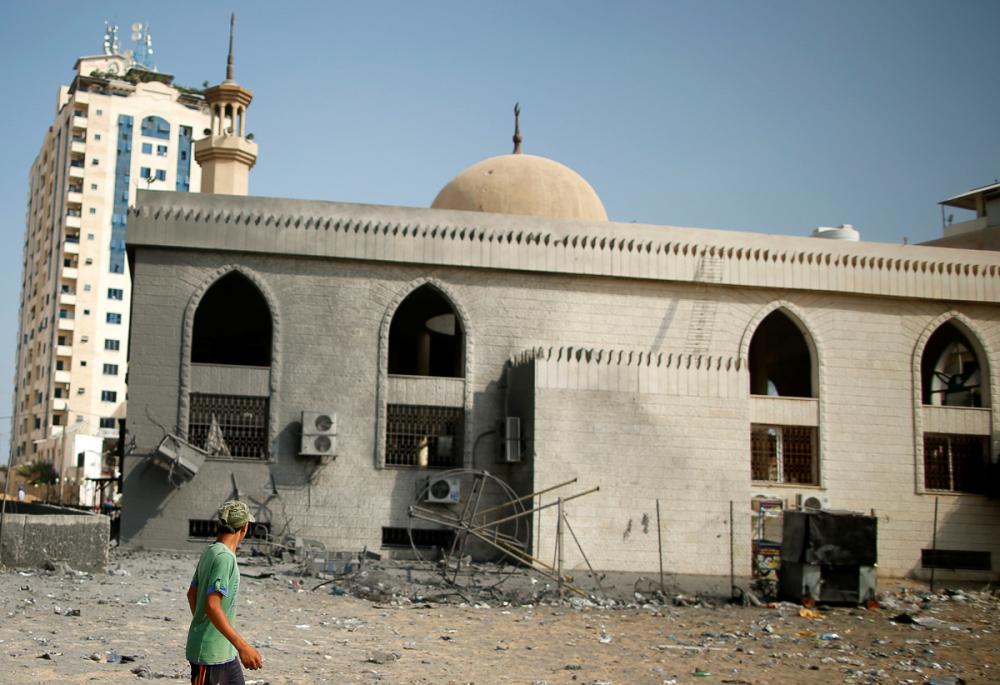 2014'ten bu yana Gazze'ye düzenlenmiş en büyük İsrail saldırıs 6
