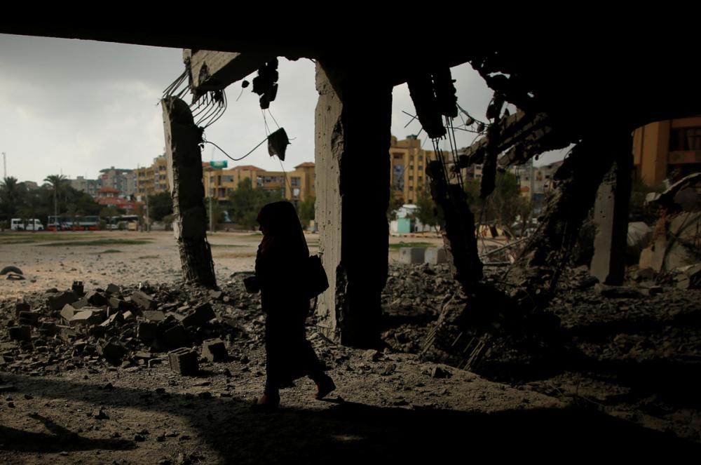 2014'ten bu yana Gazze'ye düzenlenmiş en büyük İsrail saldırıs 7