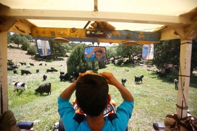 Bin yıllık hikaye: Anadolu'da yaşayan son göçebe yörükler 12