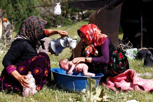 Bin yıllık hikaye: Anadolu'da yaşayan son göçebe yörükler 15