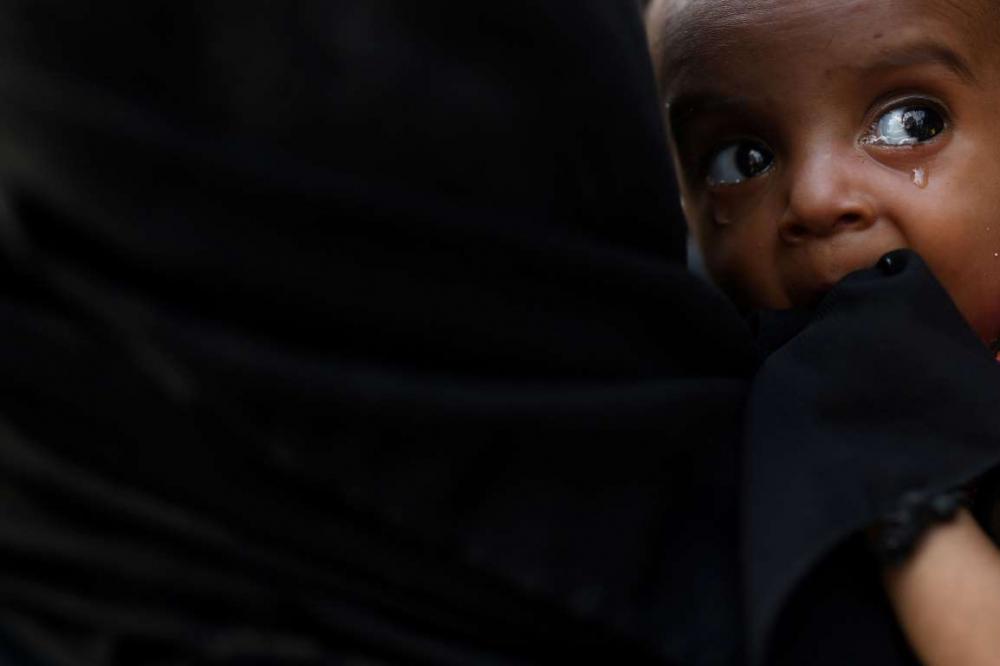 Rohingyalıların tehlikeli sularda hayatta kalma mücadelesi 11