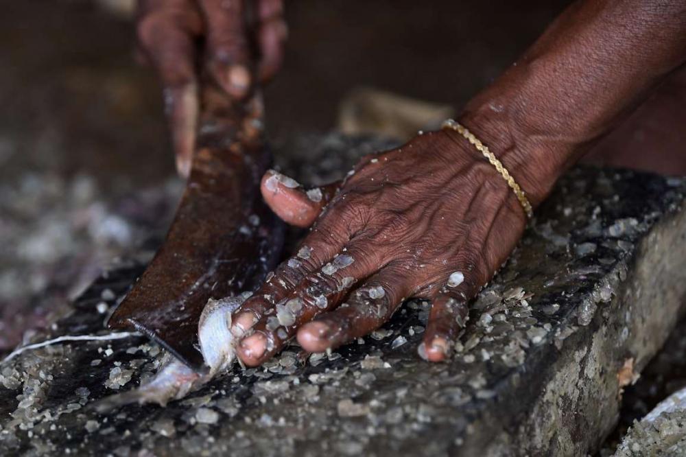 Rohingyalıların tehlikeli sularda hayatta kalma mücadelesi 17
