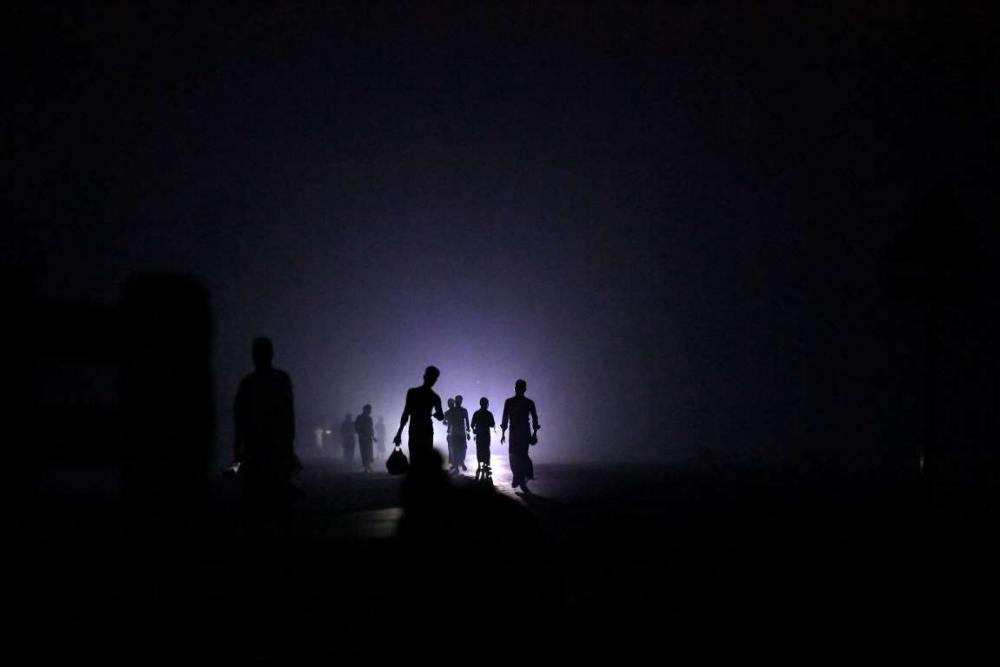 Rohingyalıların tehlikeli sularda hayatta kalma mücadelesi 22