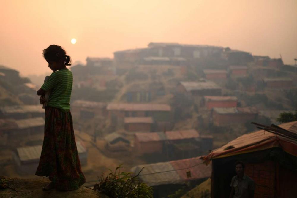 Rohingyalıların tehlikeli sularda hayatta kalma mücadelesi 7