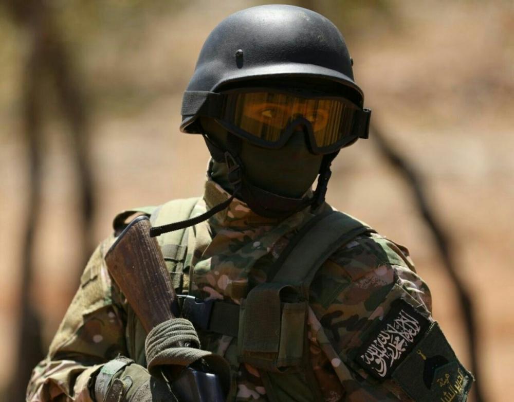 AFP HTŞ'nin özel kuvvetlerini görüntüledi 5