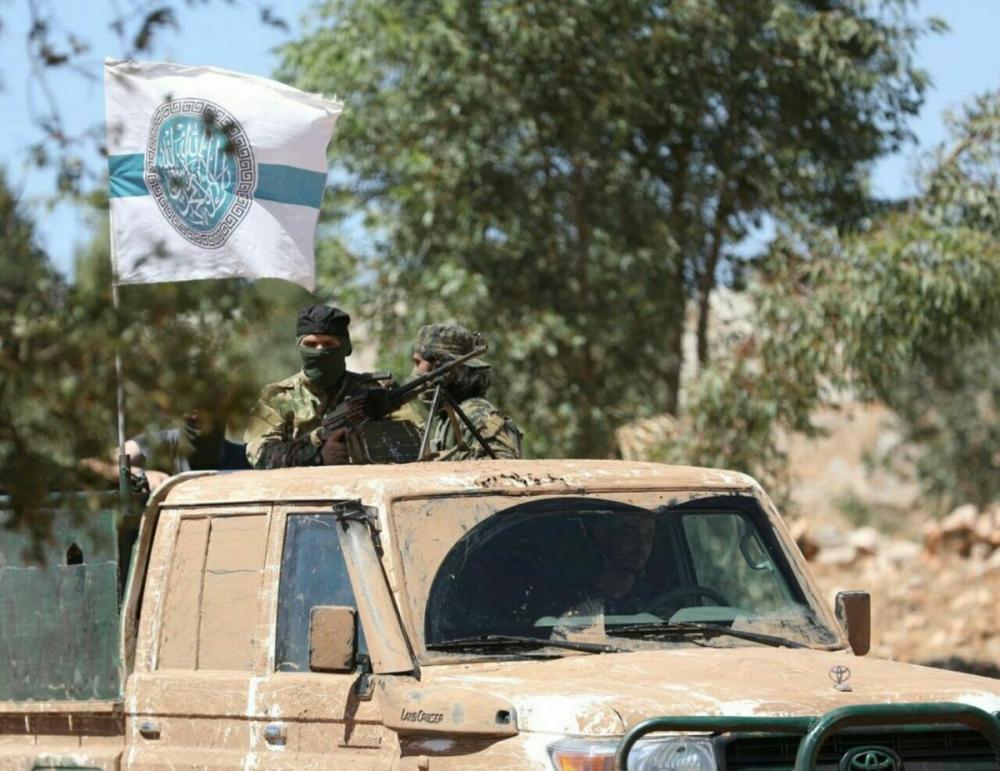 AFP HTŞ'nin özel kuvvetlerini görüntüledi 6