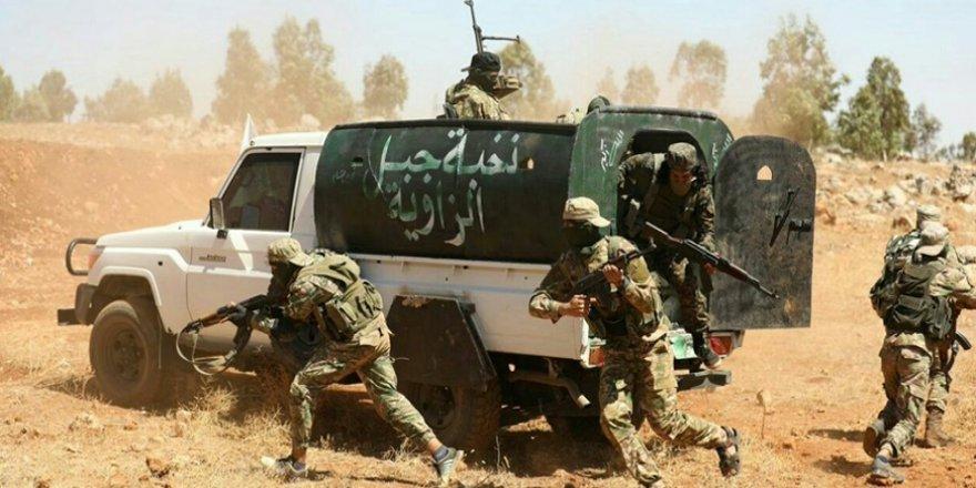 AFP HTŞ'nin özel kuvvetlerini görüntüledi
