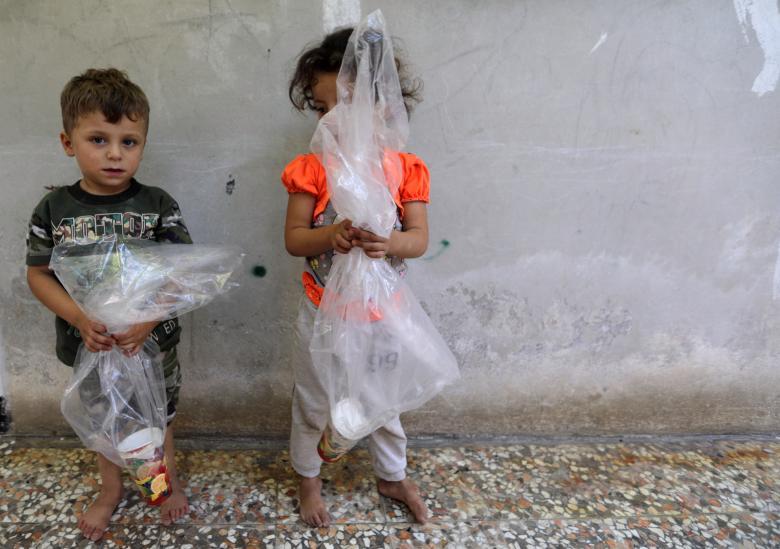 İdlib sakinleri saldırıya hazırlanıyor 11