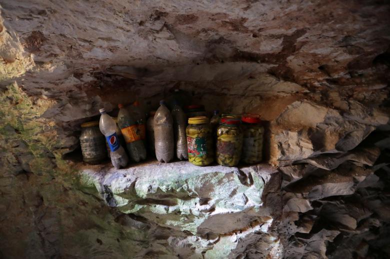 İdlib sakinleri saldırıya hazırlanıyor 13