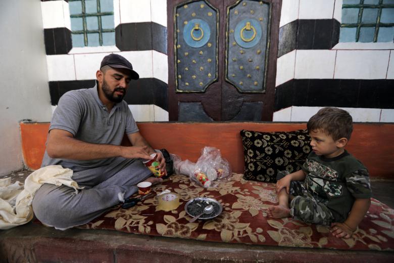 İdlib sakinleri saldırıya hazırlanıyor 3