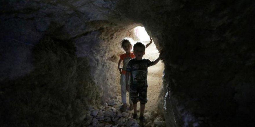 İdlib sakinleri saldırıya hazırlanıyor