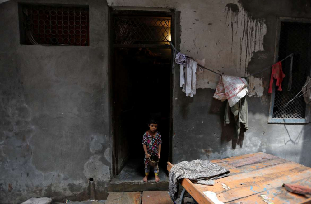Hindistan'da dokuma fabrikalarının 'gariban' yüzü 16