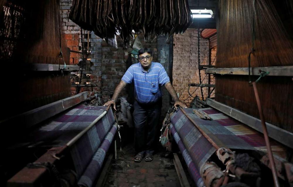 Hindistan'da dokuma fabrikalarının 'gariban' yüzü 3