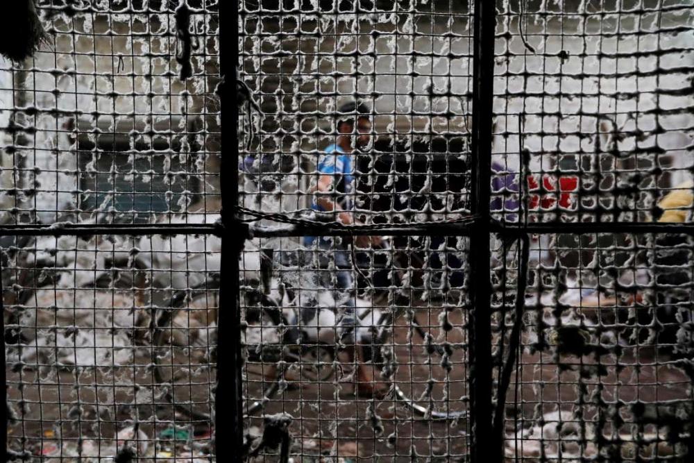 Hindistan'da dokuma fabrikalarının 'gariban' yüzü 7