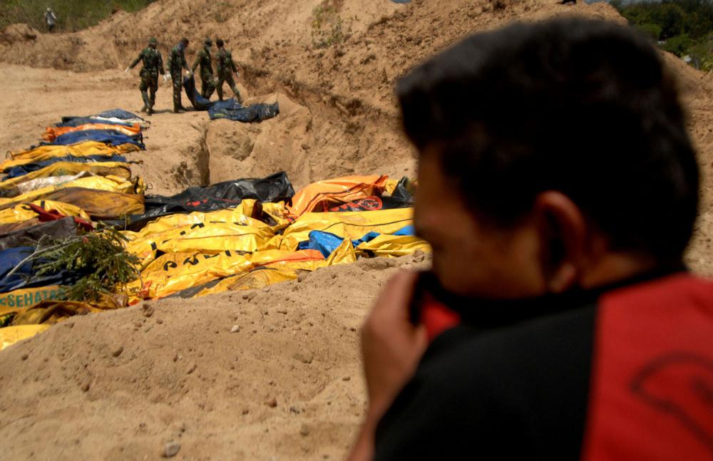 Endonezya'daki yıkıcı felaketten geriye kalanlar 11
